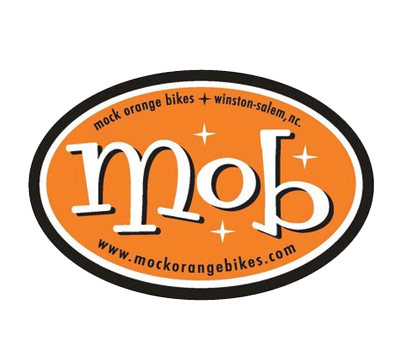 Friend of Imago Dei Ministries Mock Orange Bikes logo